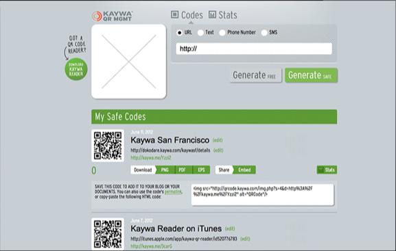 qr code on mac